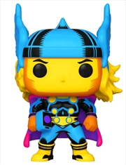 Thor - Thor Black Light US Exclusive Pop! Vinyl [RS] | Pop Vinyl