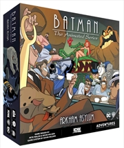 Batman: The Animated Series - Arkham Asylum Shadow of the Bat Expansion | Merchandise