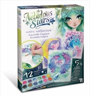 Nebulous Stars Magic Watercolour | Books