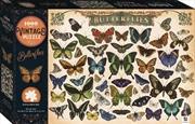 Butterflies - 1000 Piece Puzzle | Merchandise