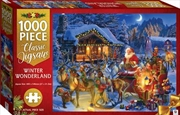 Winter Wonderland 1000 Piece Puzzle | Merchandise
