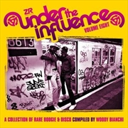 Under The Influence Vol 8 Compiled By Woody Bianchi | Vinyl
