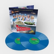 Thunderbirds - Limited Edition Sky Blue Coloured Vinyl | Vinyl
