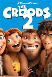 Croods 2, The | DVD