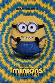 Minions -The Rise Of Gru | DVD