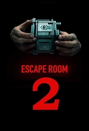 Escape Room 2 | DVD
