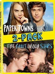 Paper Towns/ Fault In Our Stars - Double Pack | DVD