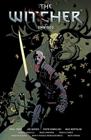 The Witcher Omnibus | Paperback Book