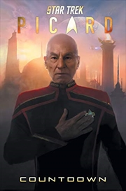Star Trek: Picard: Countdown | Paperback Book