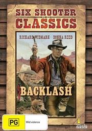 Backlash | DVD