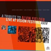 Tribute To Alvin Fielder | CD