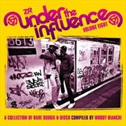 Under The Influence Vol 8 Compiled By Woody Bianchi | CD