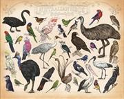 Australian Birds - 1000 Piece Puzzle | Merchandise