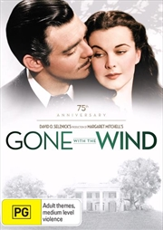 Gone With The Wind - 75th Anniversary Edition | DVD