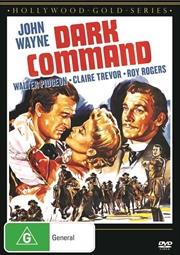 Dark Command | DVD