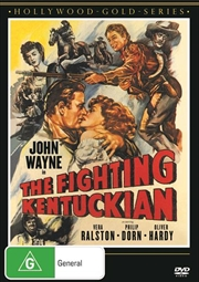 Fighting Kentuckian, The | DVD