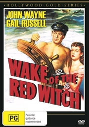 Wake Of The Red Witch | DVD