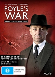 Foyle's War | Complete Remastered Collection | DVD