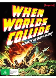 When Worlds Collide | Blu-ray