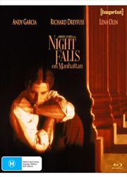 Night Falls On Manhattan | Blu-ray