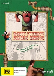 Monty Python's Flying Circus | Complete Series - Restored | DVD