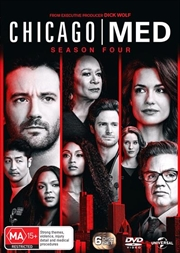 Chicago Med - Season 4 | DVD