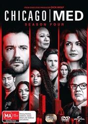 Chicago Med - Season 4 | DVD