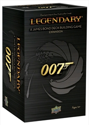 Legendary - 007 James Bond Deck-Building Game Expansion | Merchandise