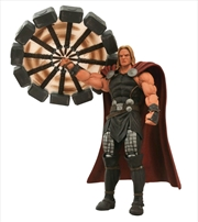 Thor - Mighty Thor Marvel Select Action Figure | Merchandise