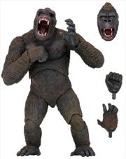 "King Kong - King Kong 7"" Action Figure   Merchandise"