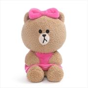 Bear: Line Friends Choco 18cm | Toy
