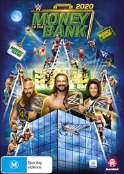 WWE - Money In The Bank 2020 | DVD