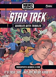 Star Trek Nerd Search | Hardback Book