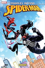 Marvel Action Spider-Man Venom (Book Four) | Paperback Book