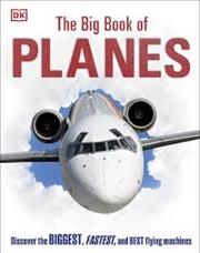 The Big Book Of Planes | Hardback Book