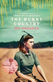 The Burnt Country | Paperback Book