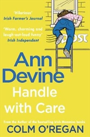 Ann Devine: Handle With Care | Paperback Book