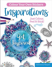 Inspirations | Colouring Book