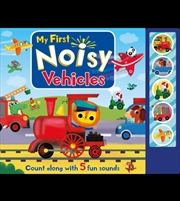 Noisy Vehicles | Board Book