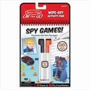 Spy Games | Books