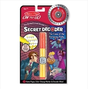Secret Decoder: Runaway Ruby | Books
