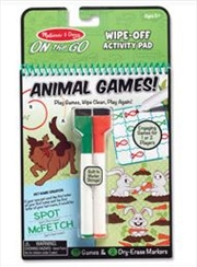 Animal Games | Books