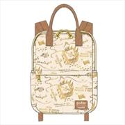 Marauders Map Backpack | Apparel