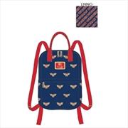 Wonder Woman Logo Backpack | Apparel
