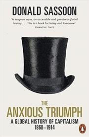 Anxious Triumph | Paperback Book
