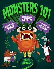 Monsters 101 | Hardback Book