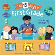 The 12 Days Of First Grade | Paperback Book