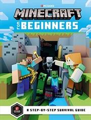 Minecraft For Beginners | Hardback Book