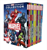 A Mighty Marvel Chapter Book Collection | Paperback Book