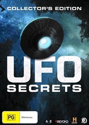 UFO Secrets | Collector's Edition | DVD